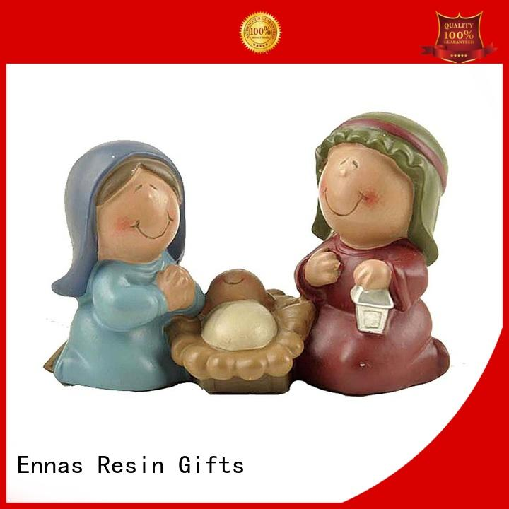 Ennas eco-friendly catholic figurines popular