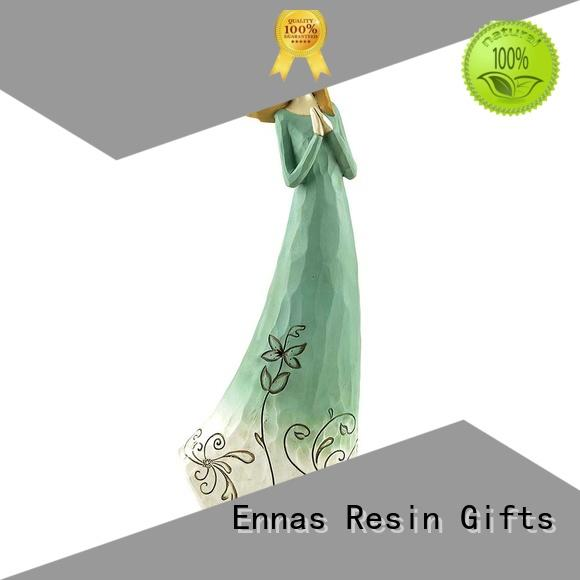 Ennas guardian angel figurines collectible unique fashion