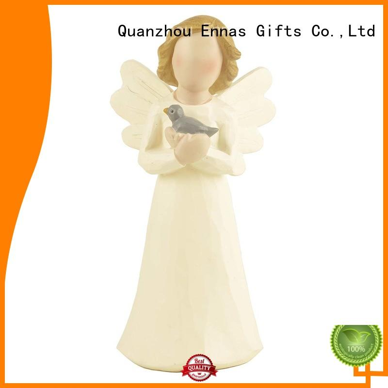 high-quality memorial angel figurines hand-crafted at discount Ennas