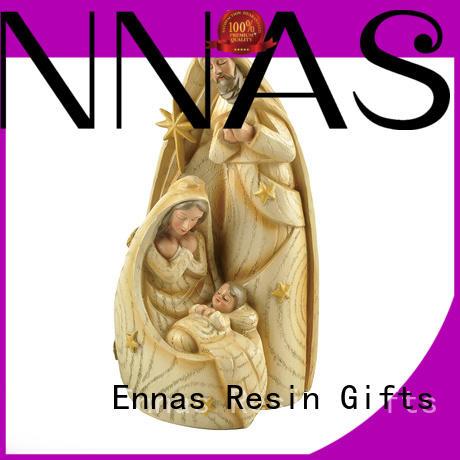 Ennas christian religious statues hot-sale craft decoration