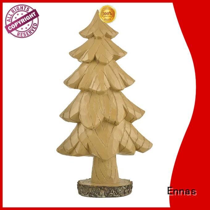 Ennas snowman christmas figurine ornaments family bulk production