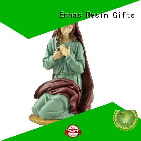 Ennas christmas christian figurines bulk production