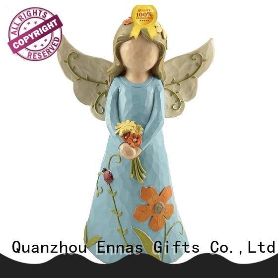 Ennas family decor fairy angel figurines lovely for decoration
