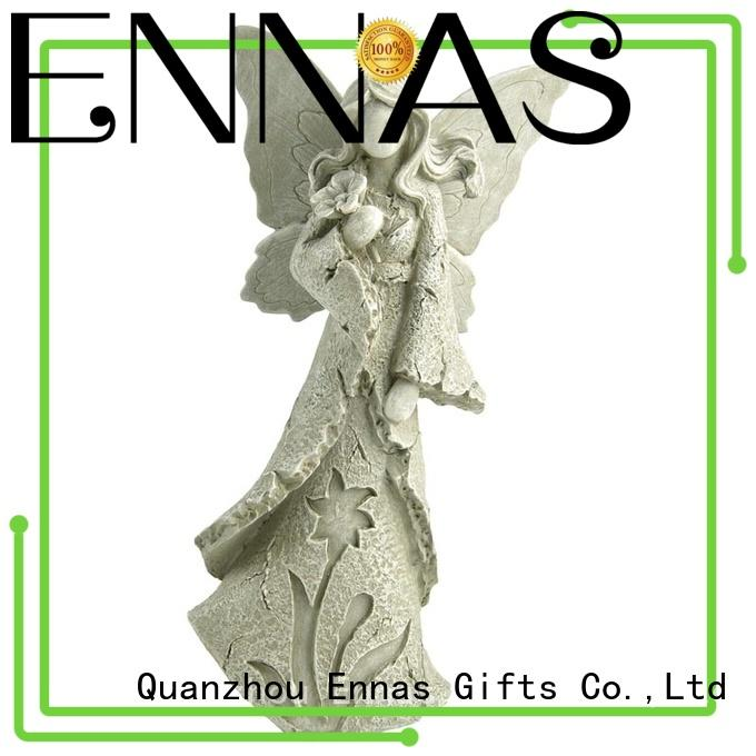 Ennas artificial angel figurine lovely at discount