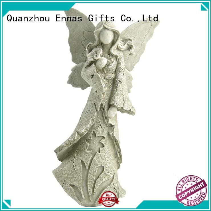 Ennas family decor home interior angel figurines top-selling at discount