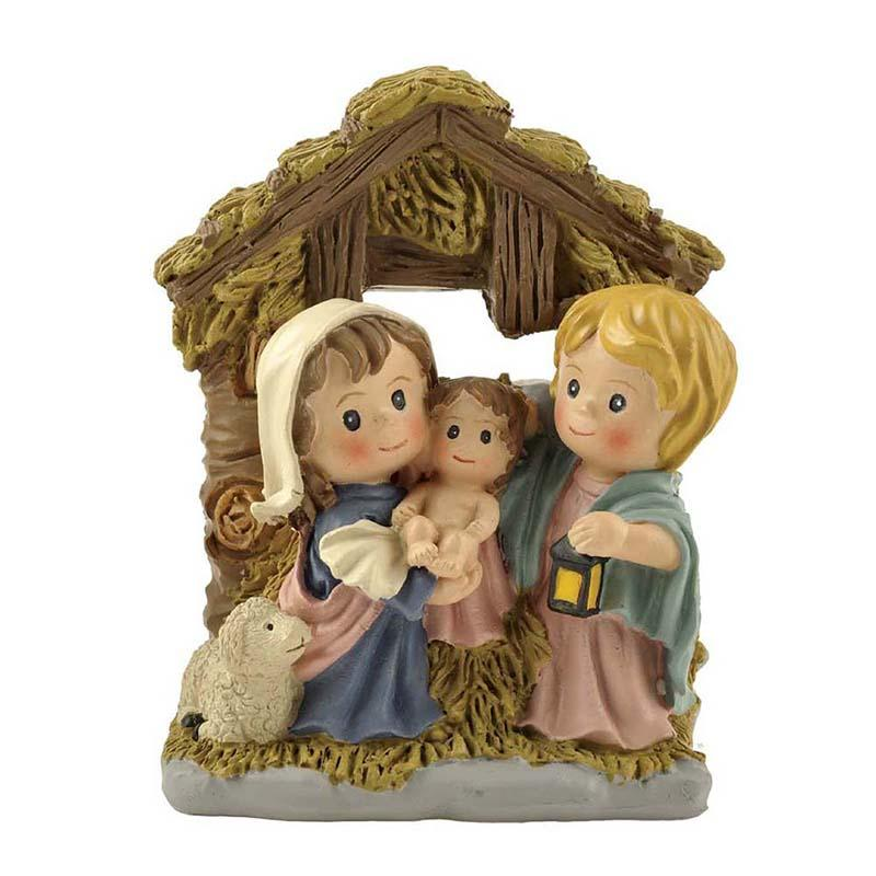 Customized Polyresin Religious Statue Nativity Sets Resin Figurine Home Decor