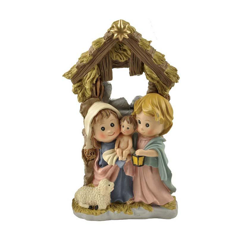 Christmas Nativity Jesus Mini Religious Holy Family Nativity Scene Figurines PH15258