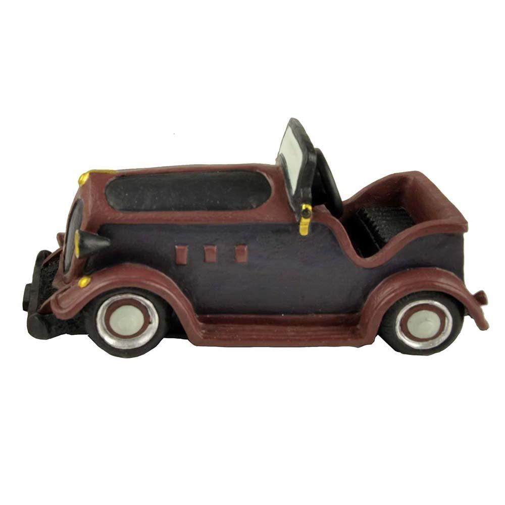 Traditional Popular Design Handmade Resin Bubble Car A decoration