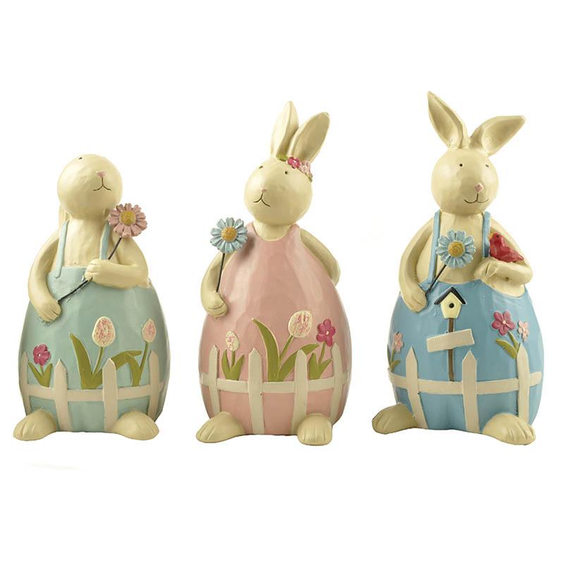 Ennas decorative wild animal figurines animal resin craft-1