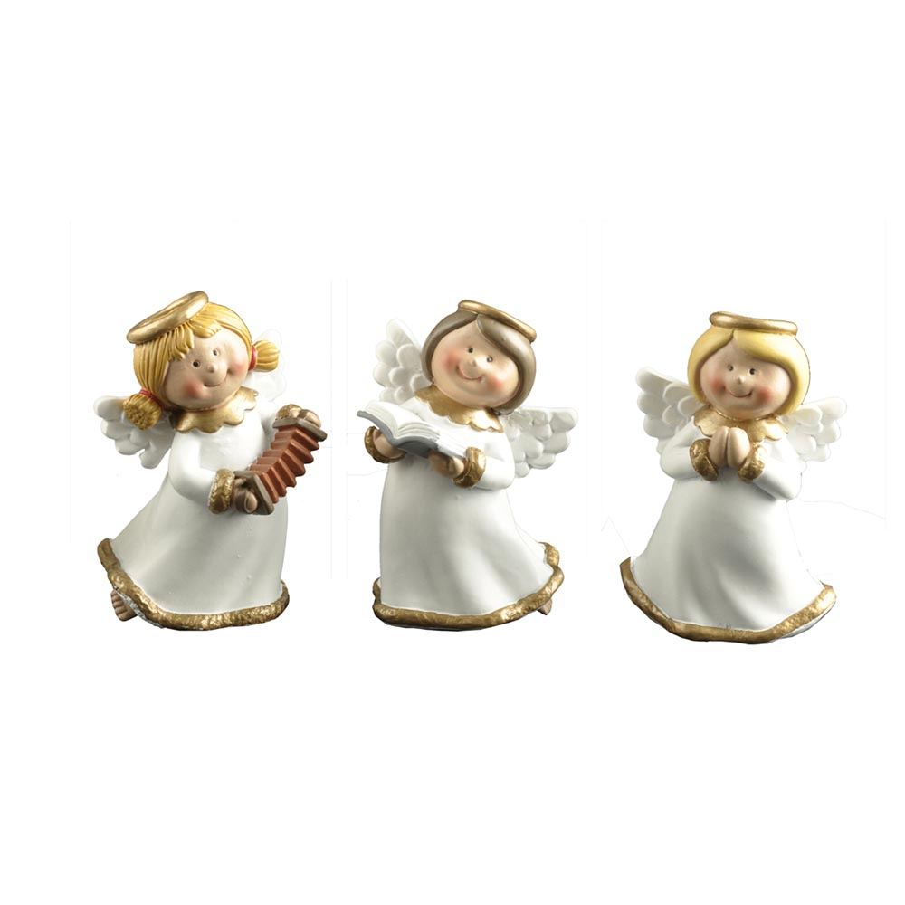Ennas Christmas angel figurines collectible lovely for decoration-1