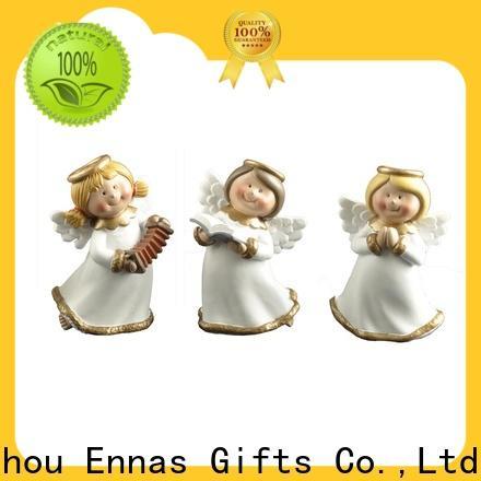 Ennas home interior angel figurines handmade for decoration