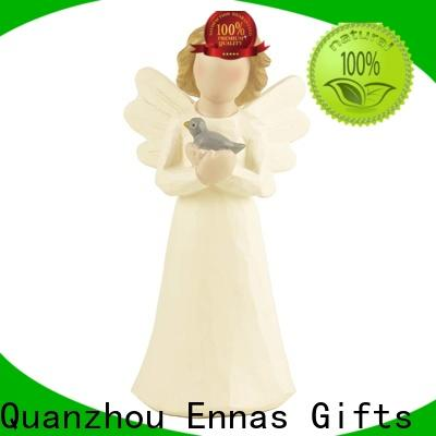 Ennas angel figurines collectible colored at discount