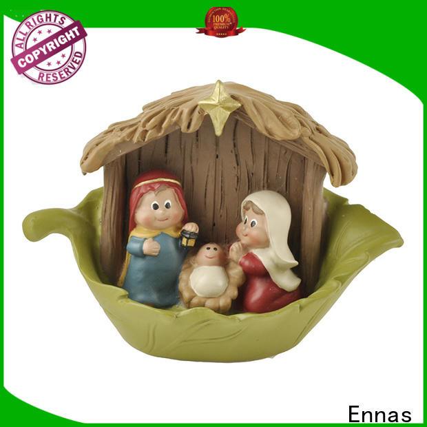Ennas christmas catholic figurines hot-sale holy gift