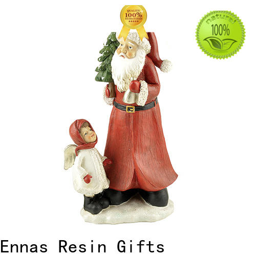 Ennas holiday figurines decorative from resin