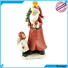 3d collectible christmas ornaments polyresin