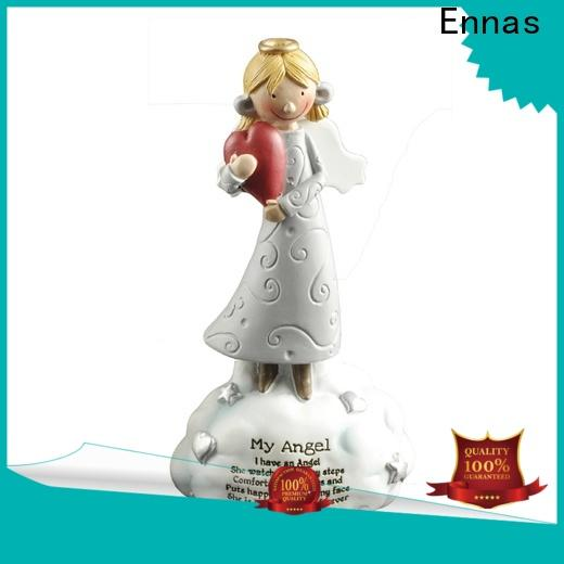 Ennas Christmas small angel figurines vintage at discount