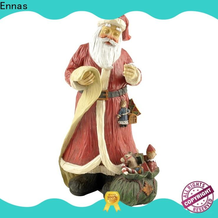 Ennas hanging ornament holiday figurines durable