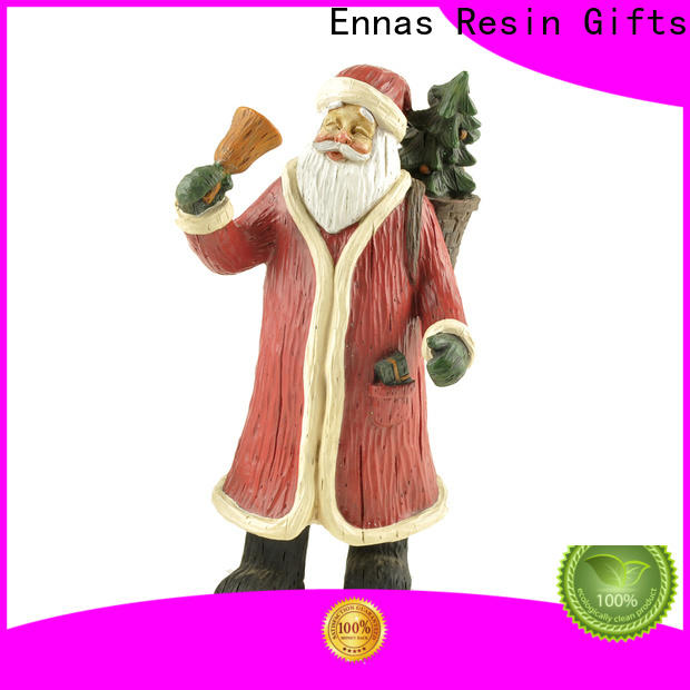 Ennas popular christmas carolers figurines polyresin for wholesale