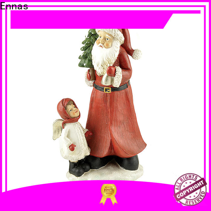 Ennas holiday figurines durable