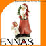 present christmas angel figurines family for wholesale