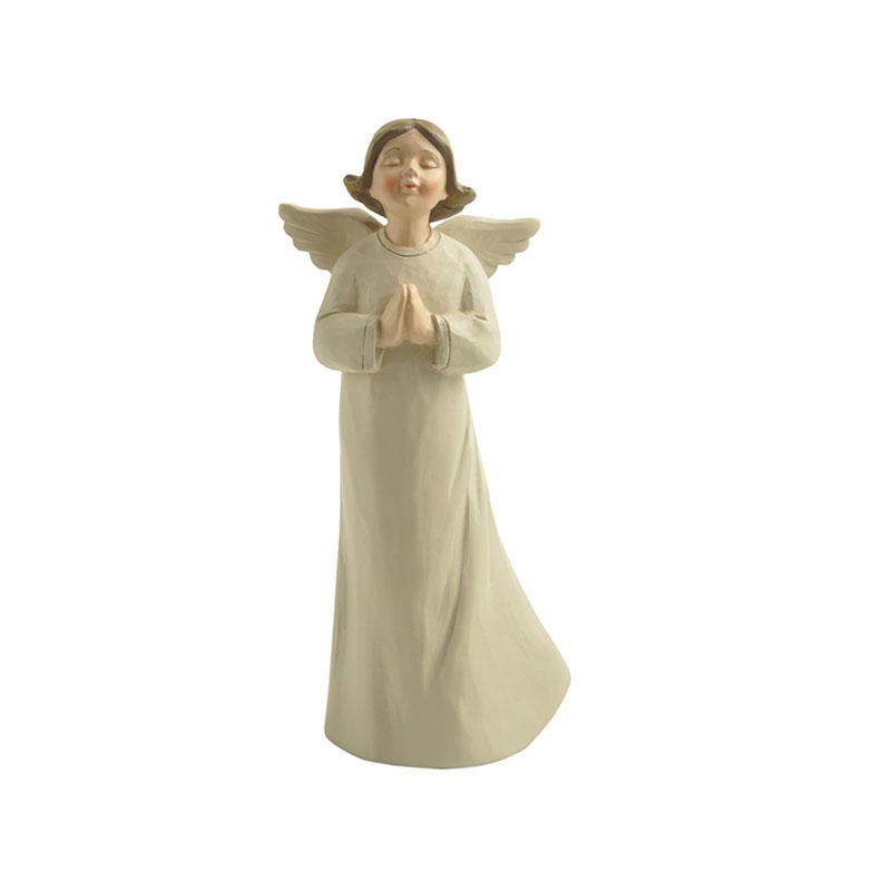 artificial angel figurine top-selling at discount