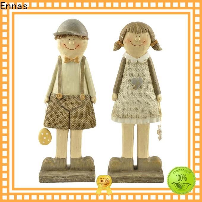 easter rabbit figurines handmade crafts micro landscape