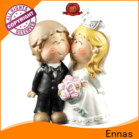Ennas home decor funny wedding cake toppers hot-sale party decoration