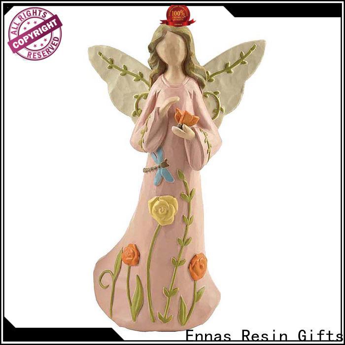 Ennas little angel figurines colored best crafts