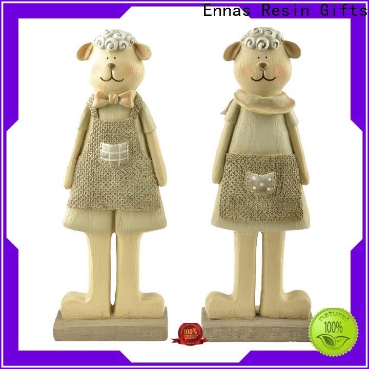 Ennas wholesale figurines home decoration