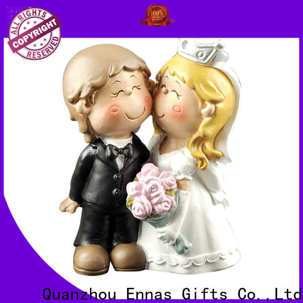 Ennas vintage 50th anniversary cake toppers hot-sale from best factory