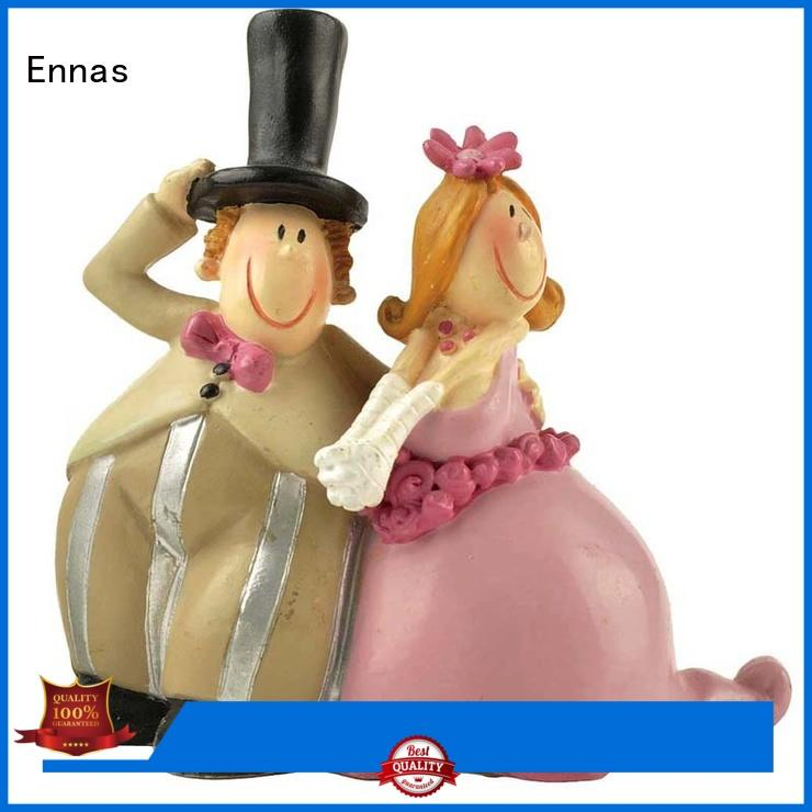 engagement figurines miniature birthday decor Ennas