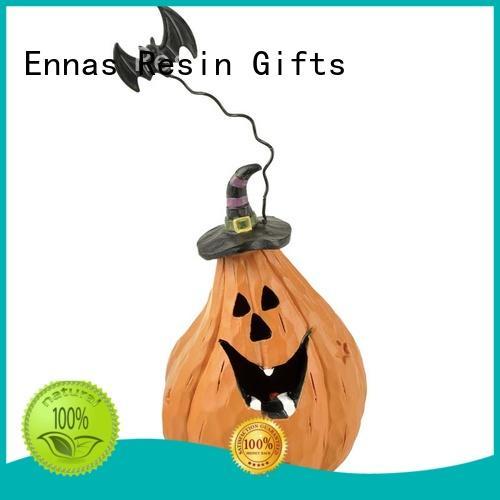 Ennas polyresin small halloween figurines bulk