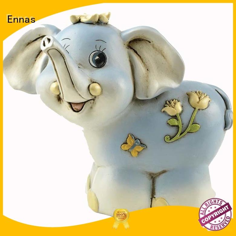 Ennas home decoration animal figurine free delivery resin craft