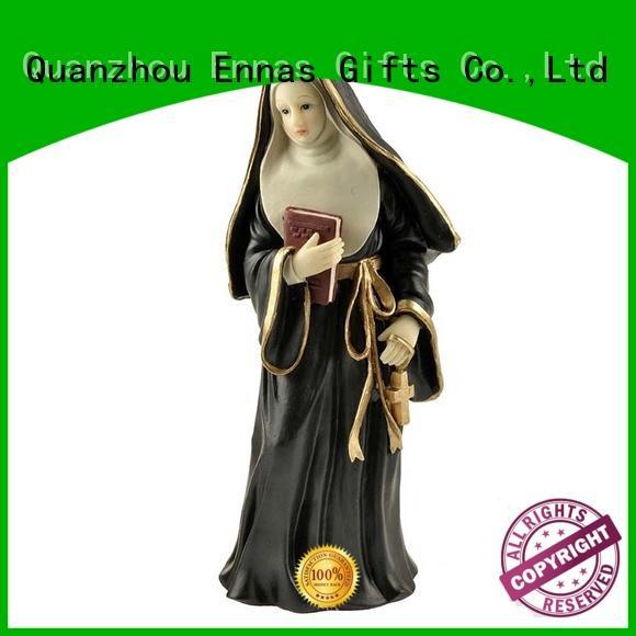 wholesale religious statues christmas bulk production family decor