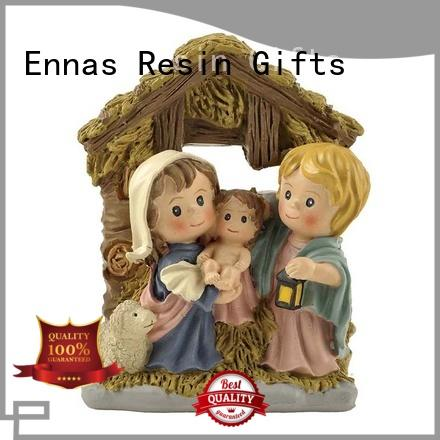 holding candle religious gifts christmas bulk production craft decoration