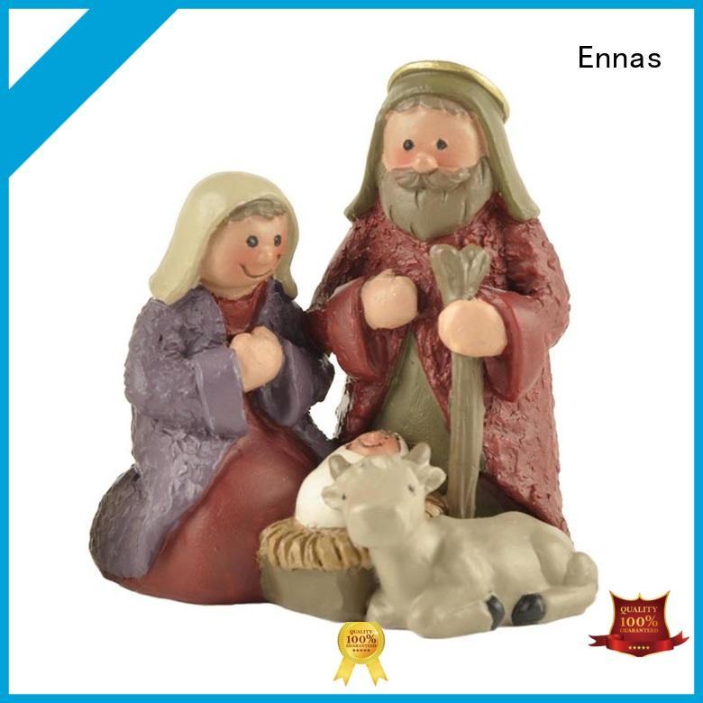catholic religious sculptures hot-sale craft decoration Ennas