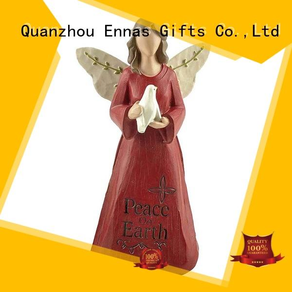 Ennas resin angel figurines lovely at discount