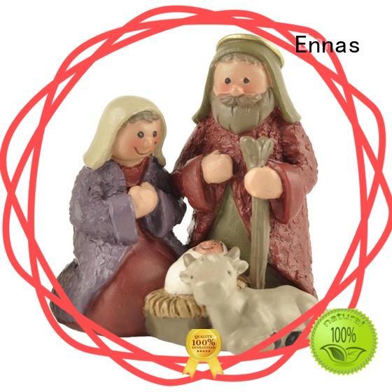 Ennas wholesale church figurine bulk production holy gift