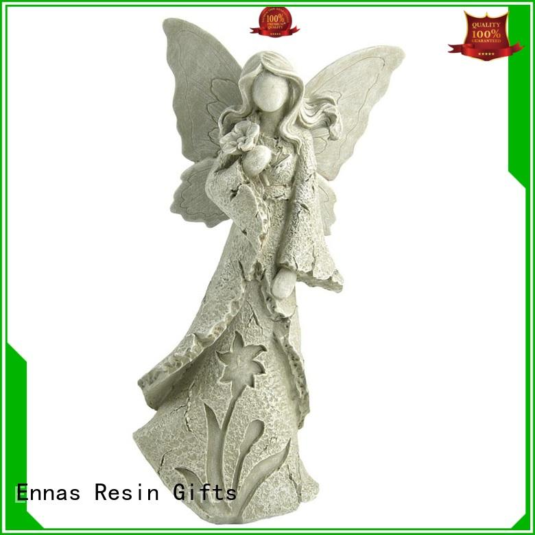 Ennas religious angel statues and figurines lovely fashion