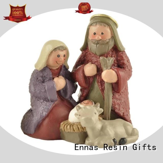 custom sculptures catholic gifts eco-friendly hot-sale family decor