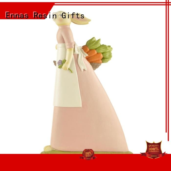 Ennas custom made four seasons figurines bulk order for wholesale