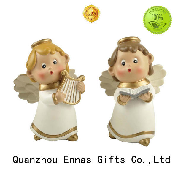 home decor angel wings figurines lovely fashion