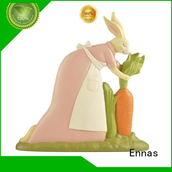 Ennas sculpture model toy animal figures animal resin craft