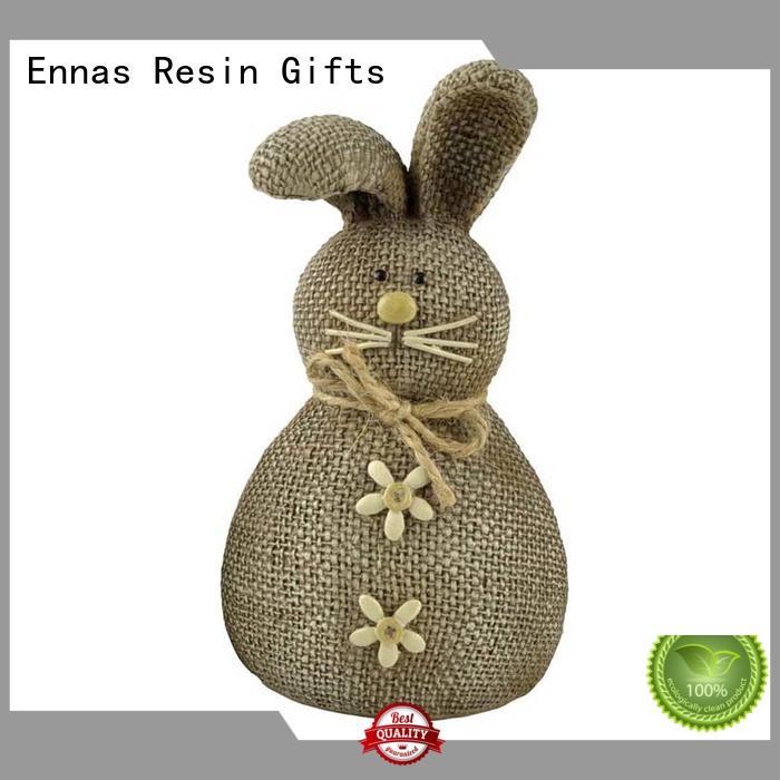 Ennas 3d decorative animal figurines animal resin craft