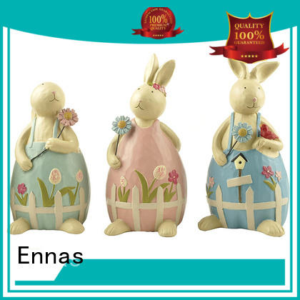 Ennas home decoration animal figurines collectibles animal from polyresin