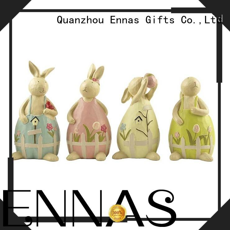 Ennas decorative mini animal figurines animal resin craft