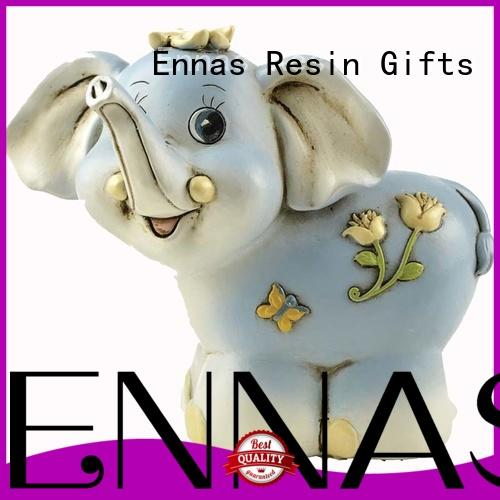 Ennas decorative wild animal figurines hot-sale