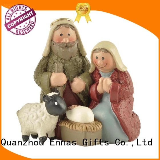 custom sculptures religious gifts christmas hot-sale family decor