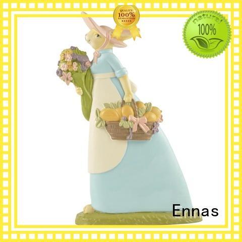 Ennas home decoration woodland animal figurines hot-sale