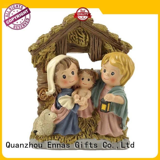 custom sculptures miniature religious figurines popular holy gift Ennas